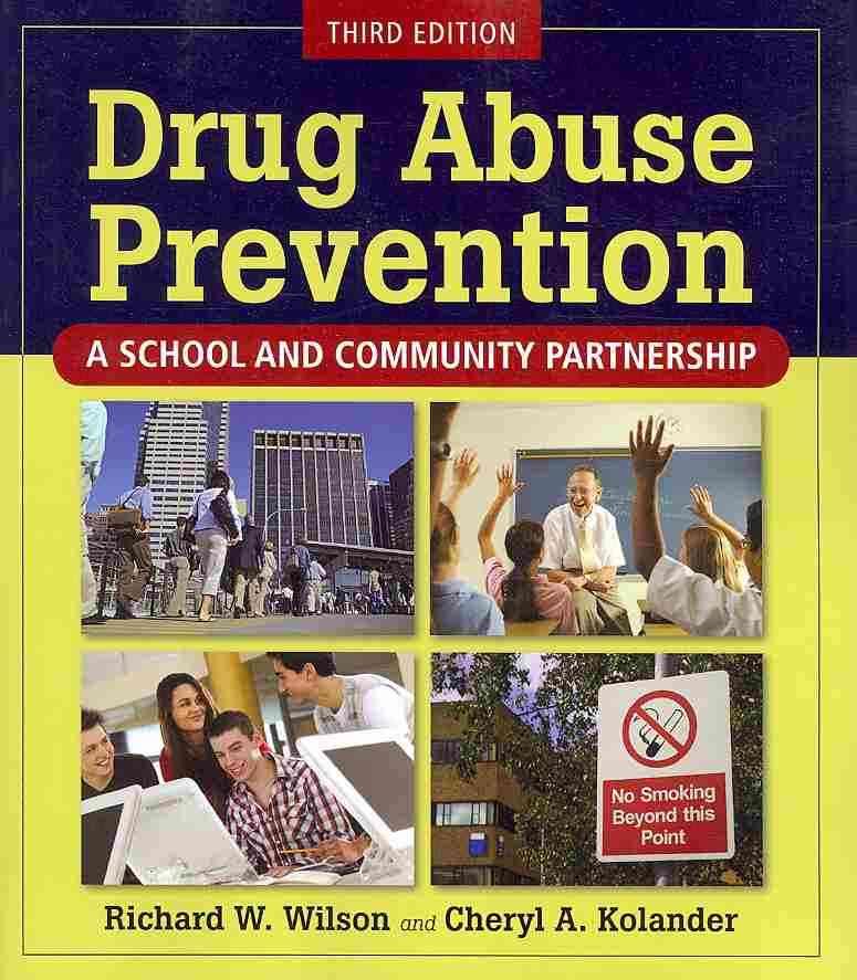 Drug Abuse Prevention By Wilson, Richard/ Kolander, Cheryl A.